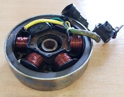 Gilera Runner 50 Stator and Flywheel