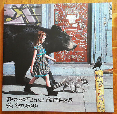 RED HOT CHILI PEPPERS The Getaway - 2LP Vinyl