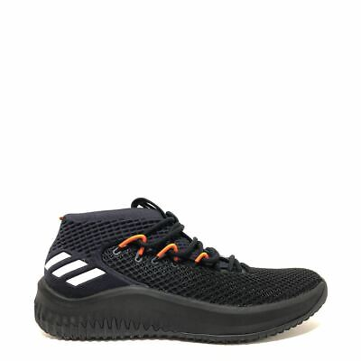 12e33d33c4fb ADIDAS DAME 4 PE Player Exclusive Mens Basketball Shoes Black Yellow ...