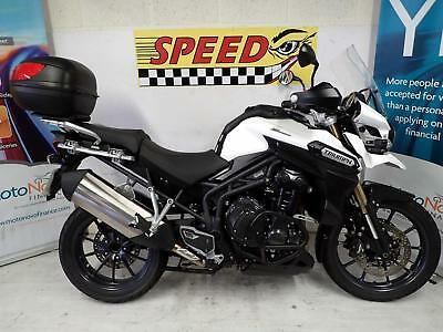 Triumph Tiger Explorer 1215