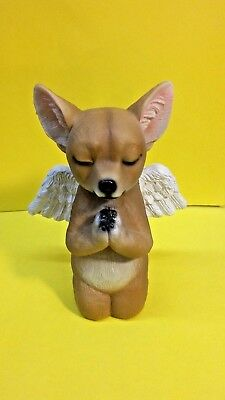 Chihuahua Angel Praying