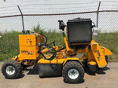 2012 Carlton 4012 Stump Grinder