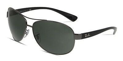 0ded7a1f14106 ... germany authentic ray ban mens polarized gunmetal aviator sunglasses  rb3386 f714b f3514