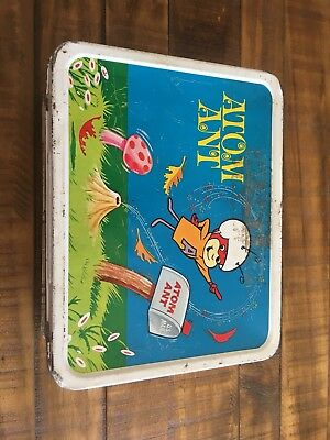 atom ant lunchbox