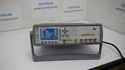 Agilent E4980A 20 Hz to 2 MHz, with 4-digit resolution Precision LCR Meter opt