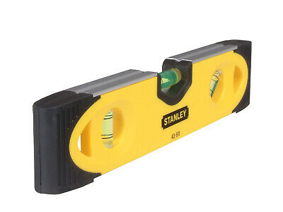 Stanley Tools Magnetic Shockproof Torpedo Level 230mm STA043511