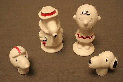 Vintage Peanuts / Snoopy Characters, United Feature Syndicate, 1958 Copyright