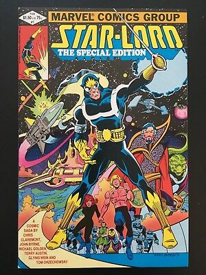 Starlord The Special Edition #1 (Marvel, 1982) - High Grade VF/NM