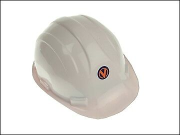 Vitrex Safety Helmet - White VIT334120