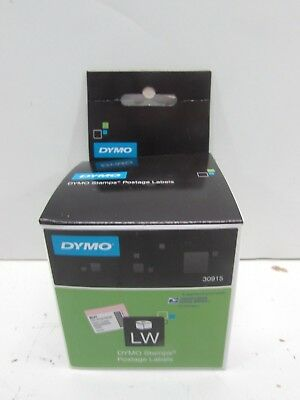 DYMO LW USPS Postage Stamp Labels 30915 White 1-5/8...