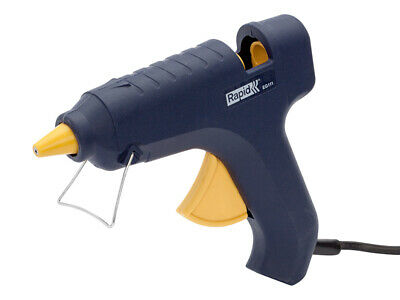 Rapid EG111 Multi Purpose Glue Gun & 500g 12mm Glue Sticks 250W 240V RPDEG111