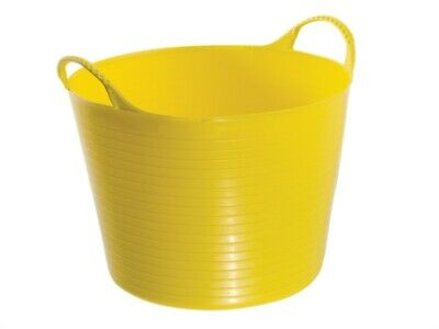 Red Gorilla Gorilla Tub Small 14 Litre - Yellow GORTUB14