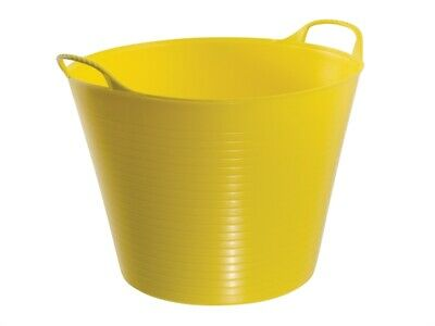 Red Gorilla Gorilla Tub Medium 26 Litre - Yellow GORTUB26