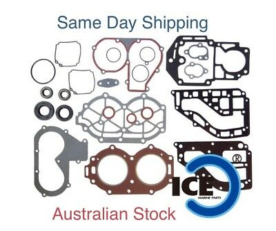 New Powerhead Gasket Set Kit Yamaha 25 30 HP CV Outboard 61N-W0001-00 93-on