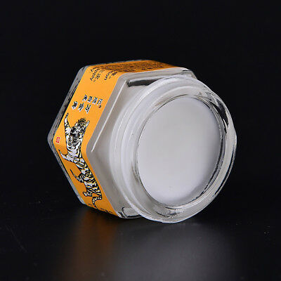 25g White Tiger Balm Ointment Insect Bites Refreshing Massage Oil Flowery