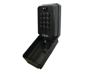 Henry Squire Push Button Key Safe HSQKEYKEEP2