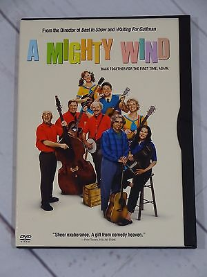 A Mighty Wind (DVD, 2003, Widescreen) - V152