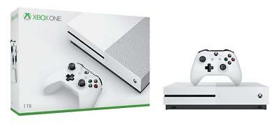 Xbox One S - 1TB 3 Games Bundle, Minecraft, Assassin's Creed Origins, etc.