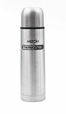 Milton Thermos Bottle-1 Litre Silver Thermos Cold and Hot Water Bottle Milton