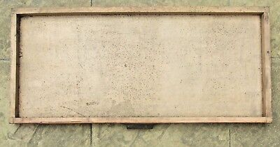 Letterpress Printing WOODEN PLAIN TRAY (TYPECASE) SUNDRIES DRAWER Compositor's