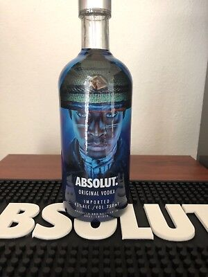 Absolut africa one source 750ml stuurmann Edition Limited neu sealed