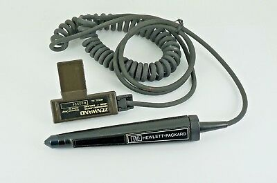 Vintage ZENWAND bar code wand for HP-71B VGC - very rare collectors item