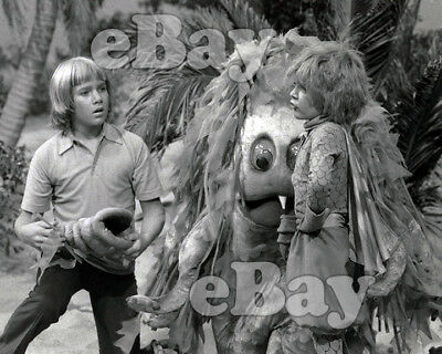 Rare! SIGMUND AND THE SEA MONSTERS TV Photo SID & MARTY KROFFT