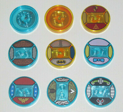 Lego ® Dimensions Disque Support Figurine Toy Tag Disc Choose Model 19981 NEW