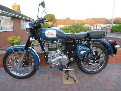 2017 Royal Enfield Bullet Classic 500