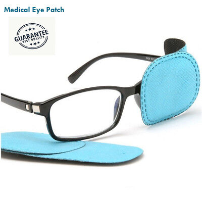 Medical Occlusion Eye Patch For Glasses/ specs Amblyopia one eye Children /24Pcs