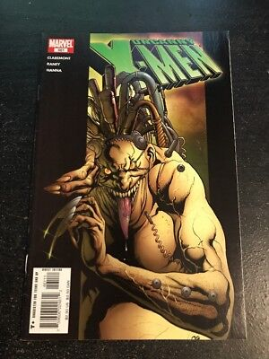 Uncanny X-men#461 Incredible Condition 8.5(2005) Mojo, Raney Art!!