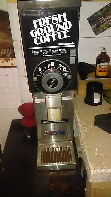 grindmaster 875 commercial coffee grinder