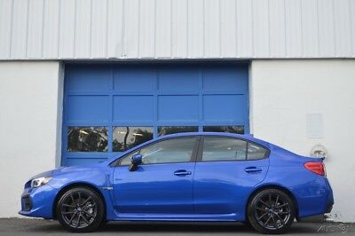 Subaru WRX Limited Repairable Rebuildable Salvage Lot Drives Great Project Builder Fixer Easy Fix