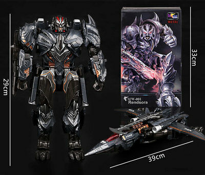 WeiJiang Transformation Action Figure Robot Force Rendsora Megatron W8073 In Box