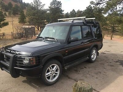2003 Land Rover Discovery  03 Land Rover Discovery SE
