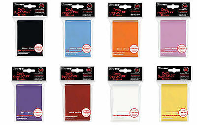 x50 Ultra Pro Deck Protector Sleeve Standard Size Gaming Cards 50 Pokemon