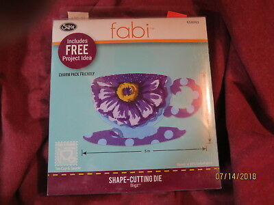Fabi Bigz Star Shape Cutting Die #3 659551