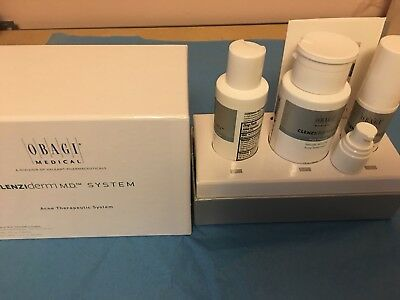 Obagi CLENZIderm MD Acne Therapeutic System -REDUCED - NEW IN  exp 2/19