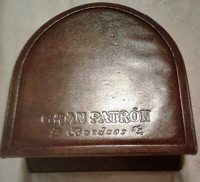 Gran Patron Burdeos case Signed and Numbered Collectible