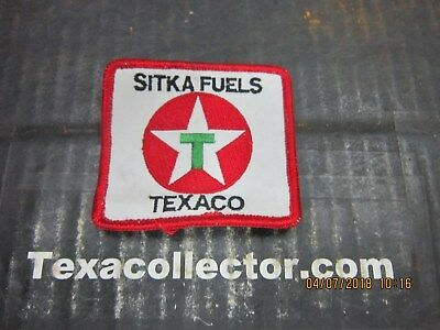 Texaco Patch # 829 Sitka Fuels