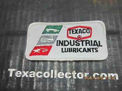 Texaco Patch # 826 Industrial lubricants