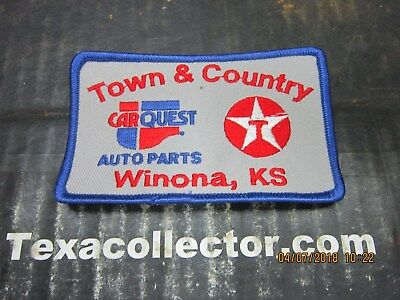 Texaco Patch # 832 Town & Country