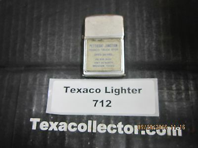 "Texaco ""Petticoat Junction"" Lighter by Barlow 712"