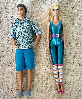 Special Edition Toy Story 3 Barbie And Ken Made For Each Other