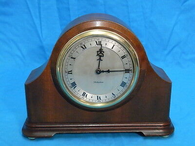 Fine Quality Mahogany Cased Rotherhams Time Piece. G.w.o.