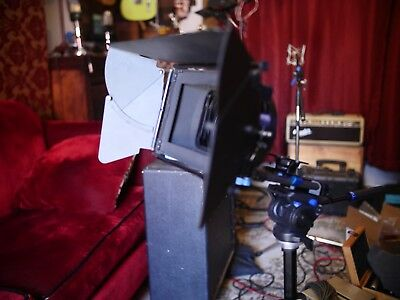 Redrock micro matte box - with swing away arm. With hard case