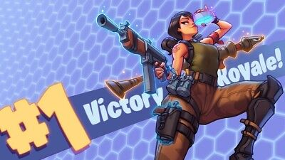 Fortnite: Battle Royale Recovery GUARANTEED Win(s)!!! (All Modes!)(PS4 only)