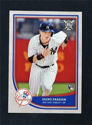 2018 Topps Big League Baseball Base #112 Clint Frazier