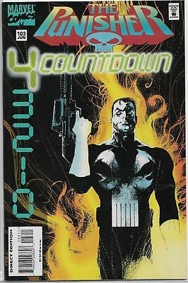 The Punisher U-PICK ONE #103 Marvel 1995 Issues PRICED PER COMIC