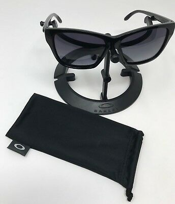 Women's Oakley Hold On sunglasses Black Gradient Polarized OO9298-02 AUTHENTIC